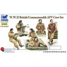 British/Commonwealth AFV Crew set