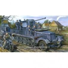 BRONCO 1/35 Sd.Kfz.6/2 5t 3.7cm Flak36