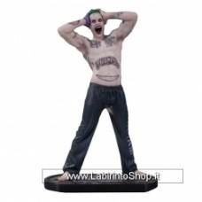 suicide squad Joker statue