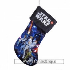 Rebels Christmas Stocking with Light - Star Wars 45 cm