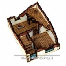 4-gorund Ruined House Type 2
