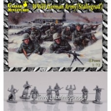 CAESAR MINIATURES 1/72 GERMAN (WWII) ARMY IN STALINGRAD # 09