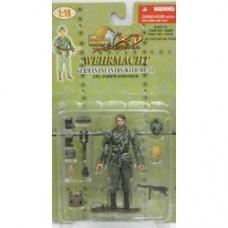 Ultimate Soldier World War II Mountain division Cpl. Ulrich Schenker