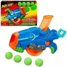 Saw ball blaster nerf buzz
