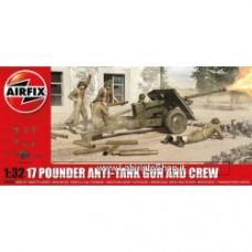 Airfix 17 Pdr Anti-Tank Gun 1:32