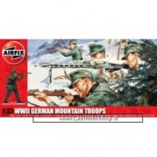 Airfix WWII German Mountain Troops 1:32