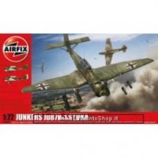 Airfix Junkers Ju87 B-1 Stuka 1:72