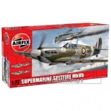 Airfix 1:72 Supermarine Spitfire MkVb
