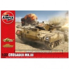 Airfix Crusader MkIII Tank 1:32