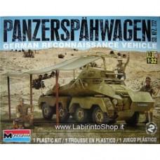 Monogram 1/32 Panzerspahwagen SD. KFZ. 232