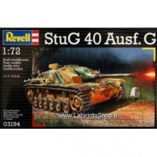 Revell 1/72 StuG 40 Ausf. G