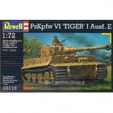 Revell 1/72 Pz.Kpfw.VI Tiger I Ausf.E