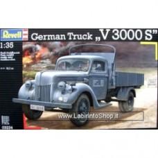 """Revell 1/35th German Truck """"V 3000 S"""""""