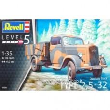 Revell 1/35 German Truck Type 2.5-32