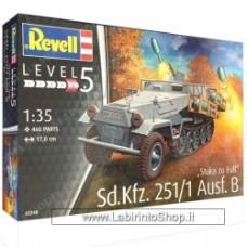 Revell 1/35 Sd.Kfz. 251/1 Ausf.B Stuka zu Fub