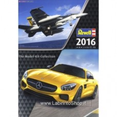 Revell German Revell Catalogue 2016