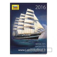 Zvezda Catalogue 2016
