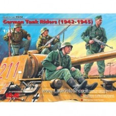 ICM 1/35 German Tank Riders (1942-1945)