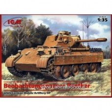 ICM 1/35 WWII Beobachtungspanzer Panther