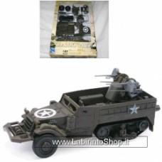 New Ray 1/32nd World War II U.S. Army M16 (AAA) Half Track