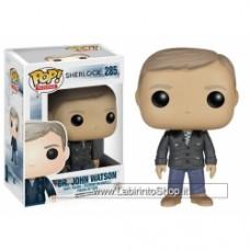 POP TV: Sherlock - Dr. John Watson