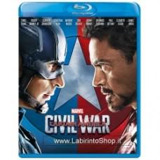 Captain America - Civil War Blu-ray