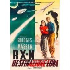 Destinazione Luna Dvd
