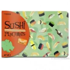 tovagliette sushi