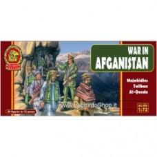 War in Afganistan, figures taliban