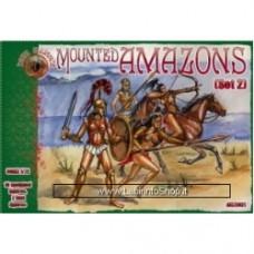 Mounted Amazons