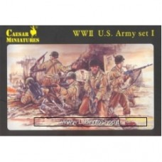 Caesar WWII US Army (Set 1)