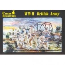 Caesar WWII British Army
