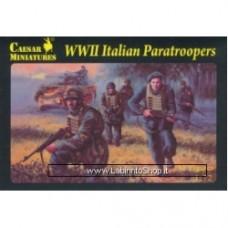 Caesar WWII Italian Paratroopers