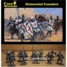 Caesar Dismounted Crusaders