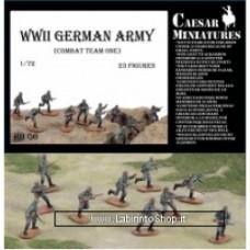 Caesar German (WWII) Army Combat Team 1