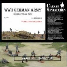 Caesar German (WWII) Army Combat Team 2