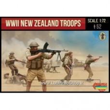 Strelets WWII New Zealand Troops