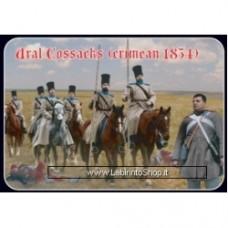 Strelets Napoleonic/Crimean Ural Cossacks
