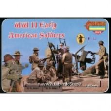 Strelets WWII Early American Infantry