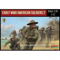 Strelets WWII American Soldiers - SET 2