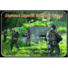 Strelets WWII Japanese Imperial Airborne Troops