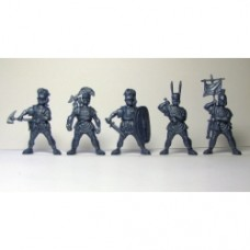 Romans Toy Soldiers