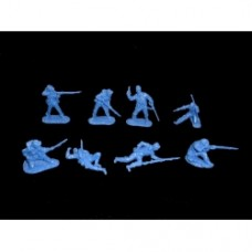 CLASSIC TOY SOLDIERS AMERICAN Civil War Union Infantry figures