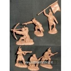 Battle of the Little Bighorn Indians