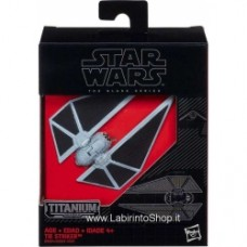 Star Wars: The Force Awakens Black Series Titanium Tie Striker