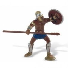 Romano Gladiatore Con Lancia