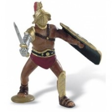 romano Gladiatore con gladio