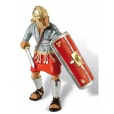romano fante con gladio