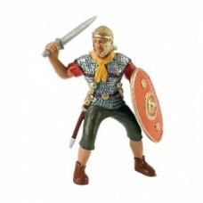 romano legionario con spada può essere messo a cavallo