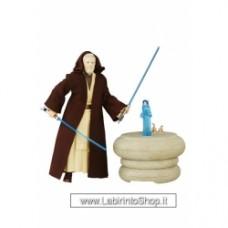Star Wars Episode IV Black Series Action Figure Obi-Wan Kenobi 2016 Exclusive 15 cm